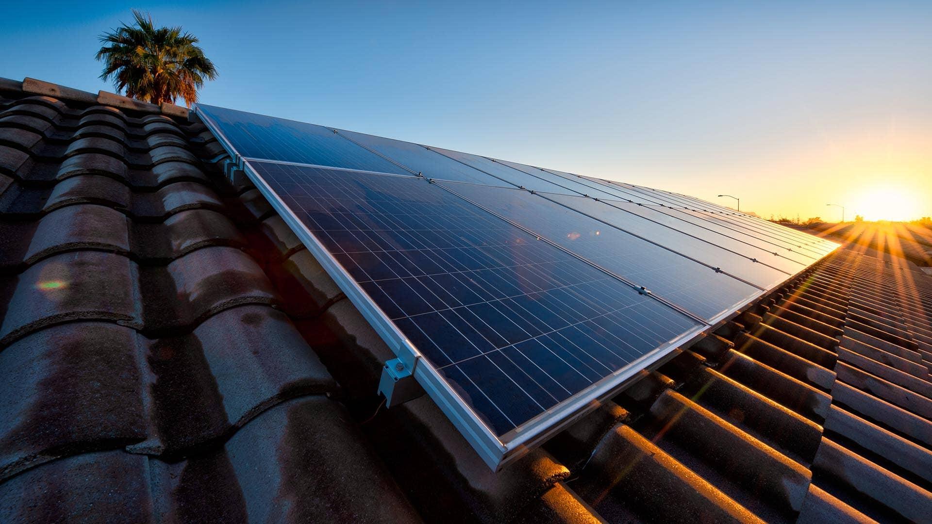 energía solar fotovoltaica y térmica